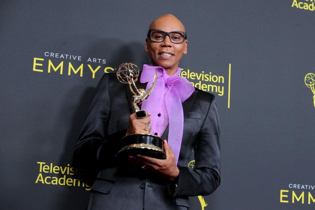 RuPaul - Outstanding Host for a Reality or Competition Program - 'RuPaul's Drag Race'71st Annual Primetime Creative Arts Emmy Awards, Day 1, Press Room, Microsoft Theater, Los Angeles, USA - 14 Sep 2019
