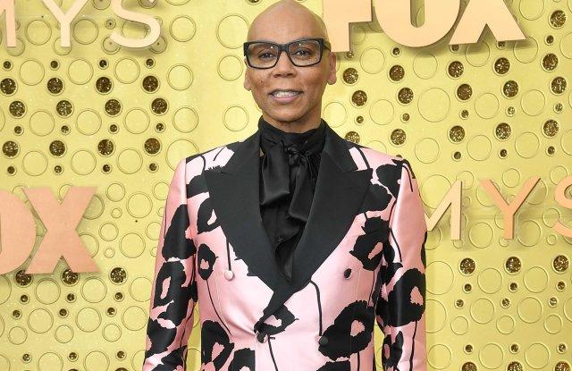 RuPaul, Emmys 2019.