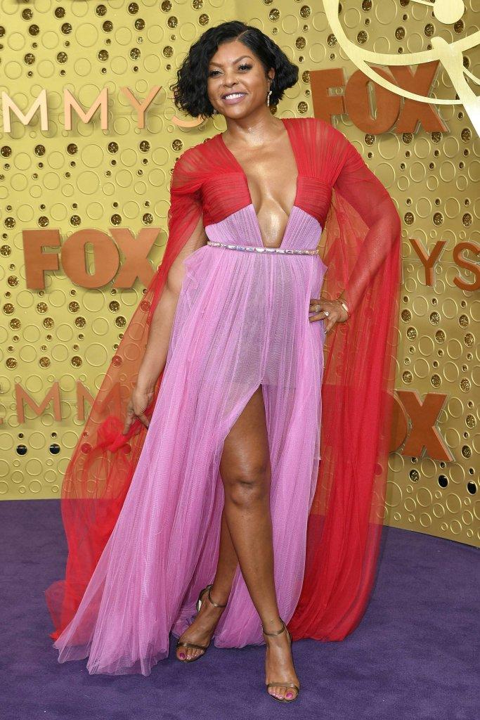 Taraji P. Henson71st Annual Primetime Emmy Awards, Fashion Highlights, Microsoft Theatre, Los Angeles, USA - 22 Sep 2019