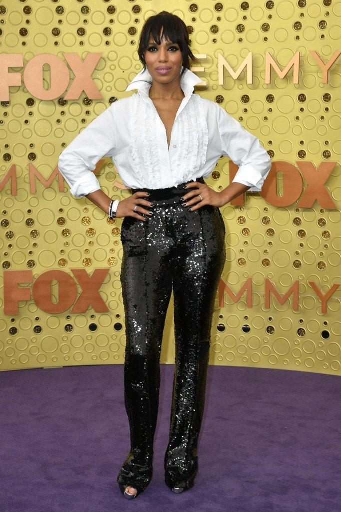 Kerry Washington71st Annual Primetime Emmy Awards, Fashion Highlights, Microsoft Theatre, Los Angeles, USA - 22 Sep 2019
