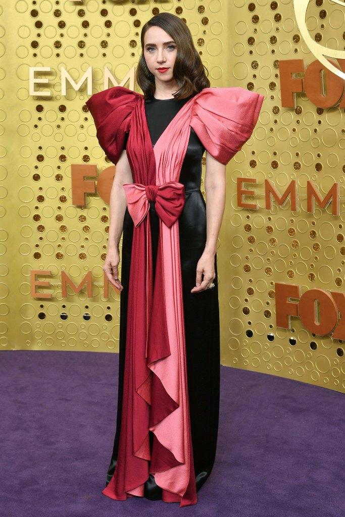 Zoe Kazan71st Annual Primetime Emmy Awards, Fashion Highlights, Microsoft Theatre, Los Angeles, USA - 22 Sep 2019