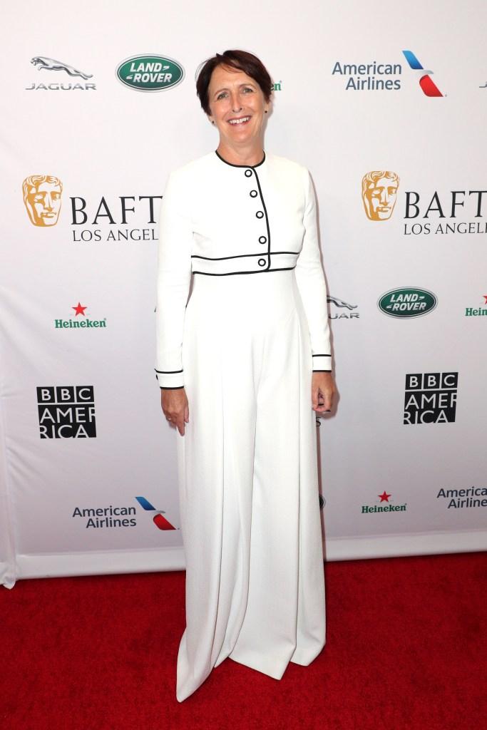 Fiona ShawBAFTA LA TV Tea Party, Arrivals, The Beverly Hilton, Los Angeles, USA - 21 Sep 2019
