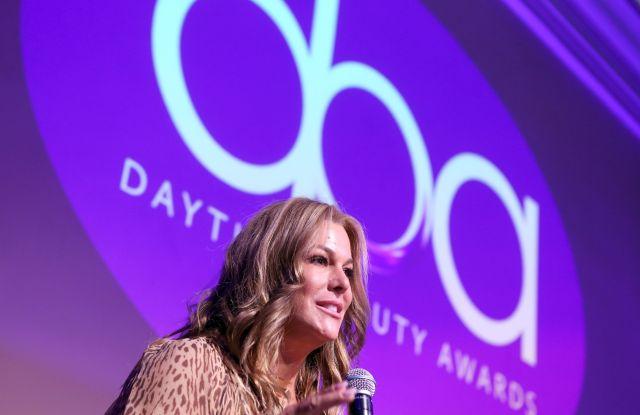 Kate SomervilleThe Daytime Beauty Awards, Inside, Los Angeles, USA - 20 Sep 2019