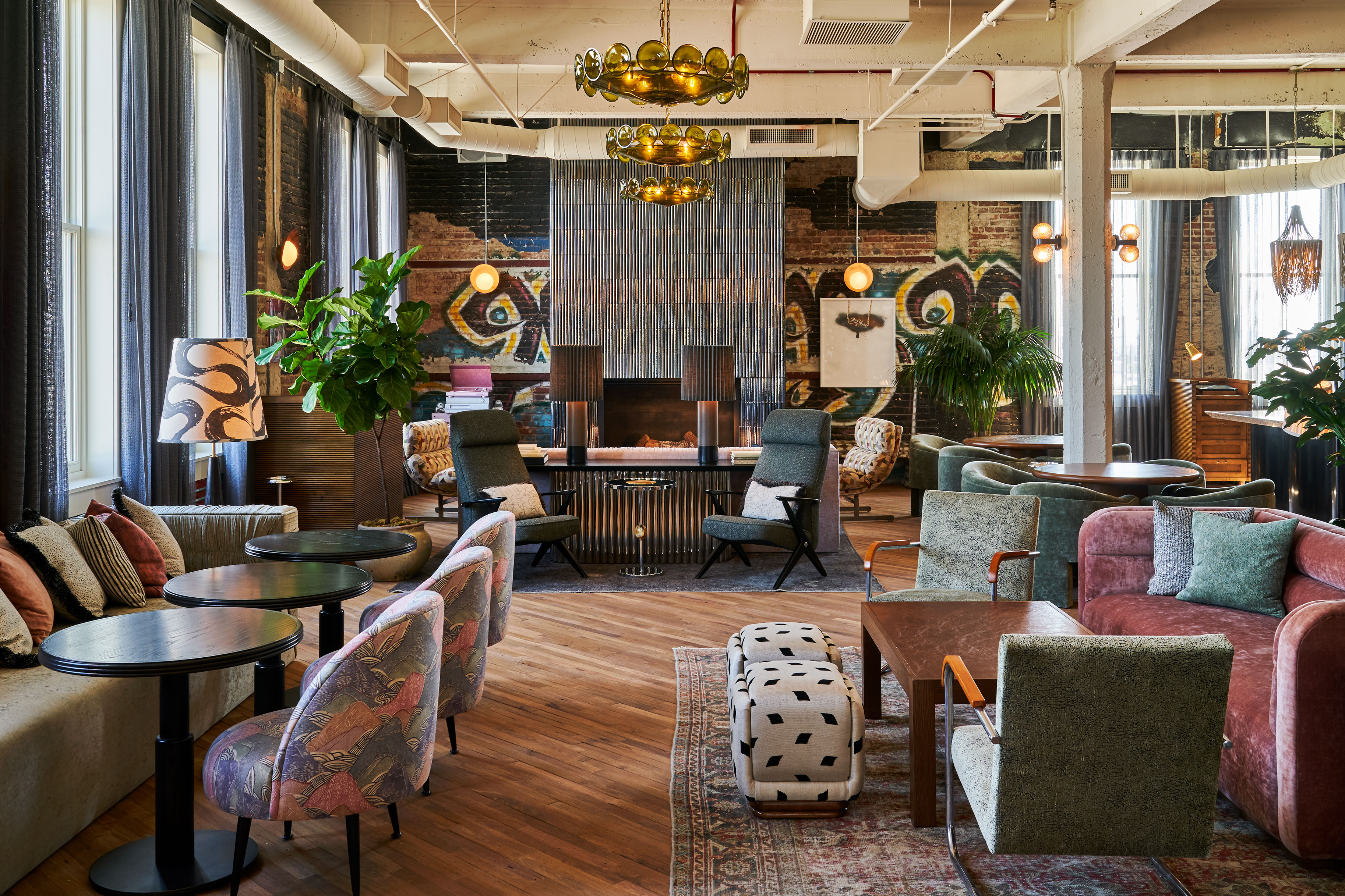 A First Look at Soho Warehouse, Soho House's newest outpost.