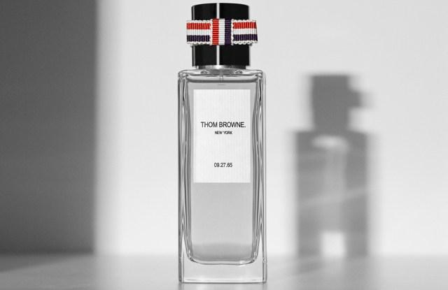 A Thom Browne fragrance.