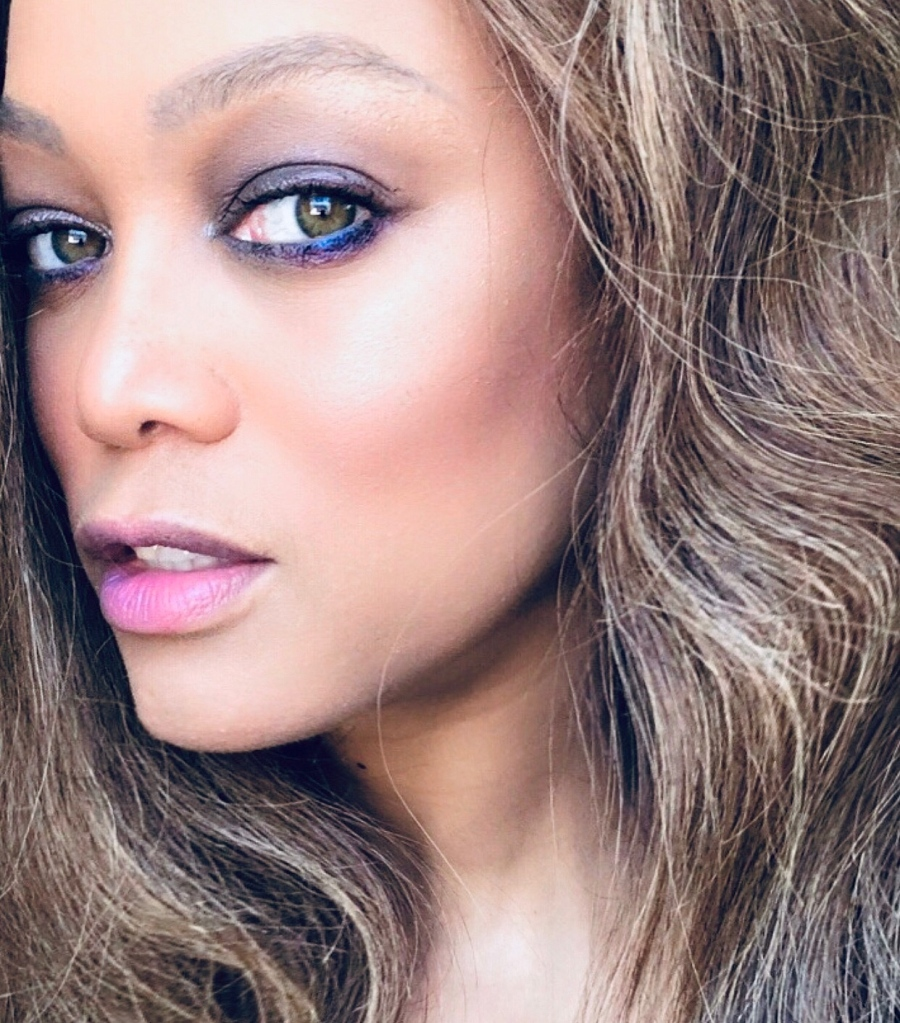 Tyra Banks is the new face of Nine West.