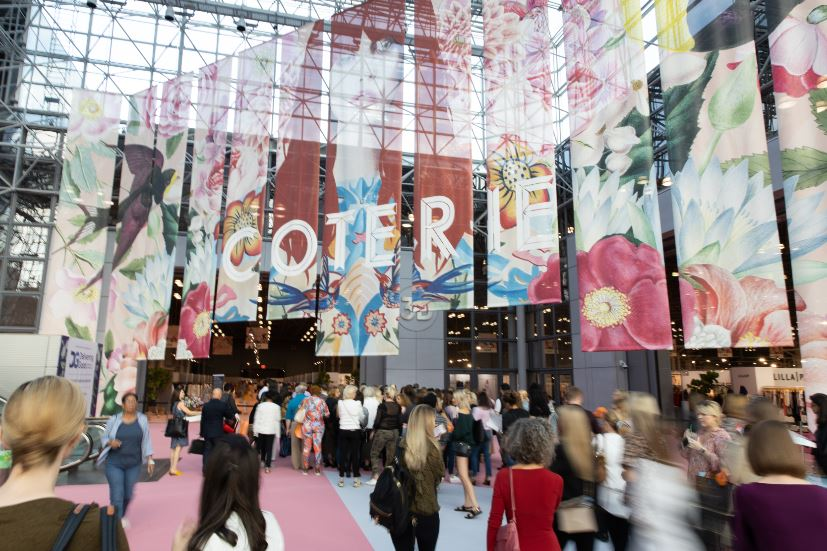 Coterie will return in September to the Jacob K. Javits Convention Center.