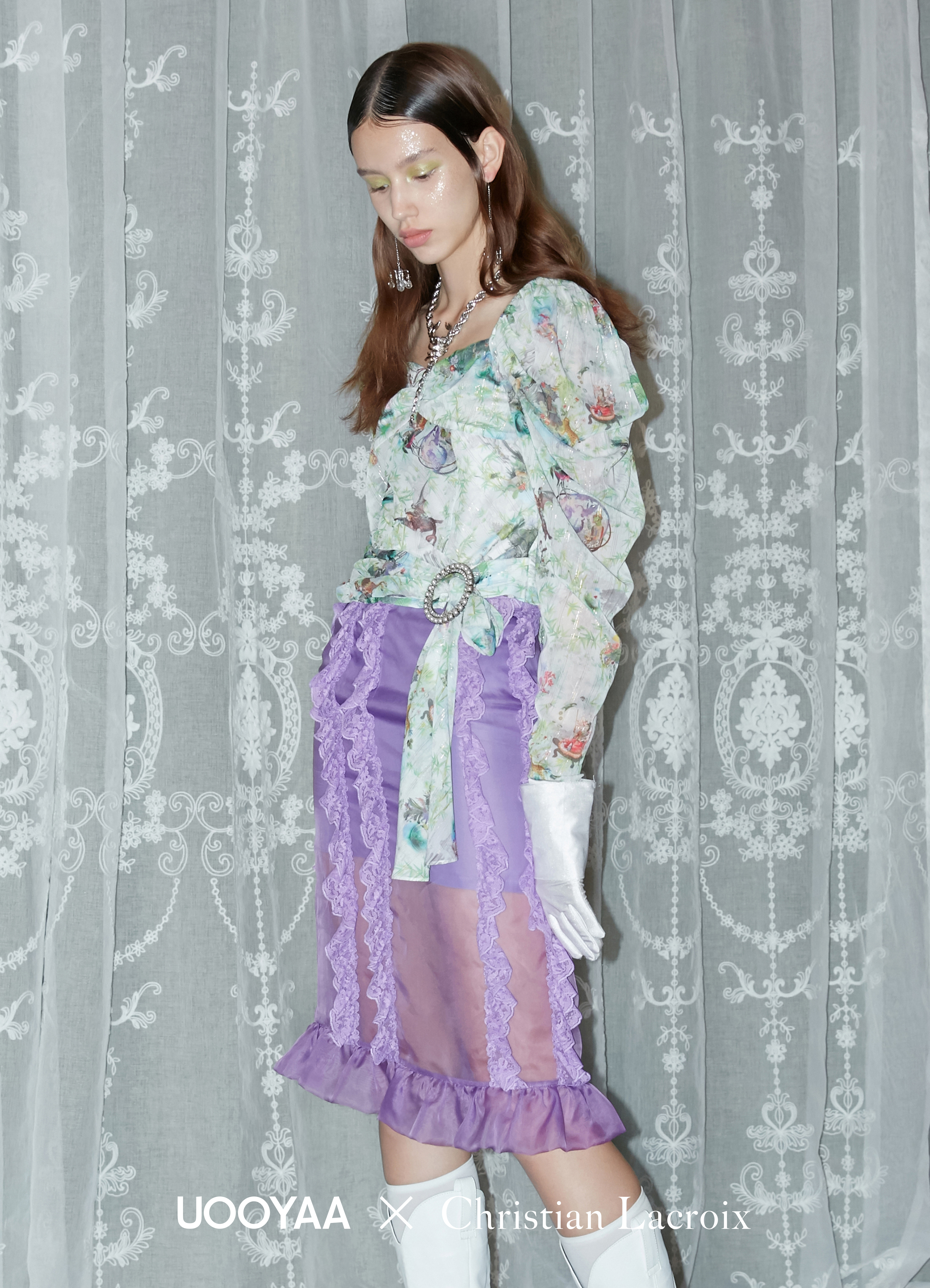 Style from Yooyaa's Christian Lacroix capsule collection