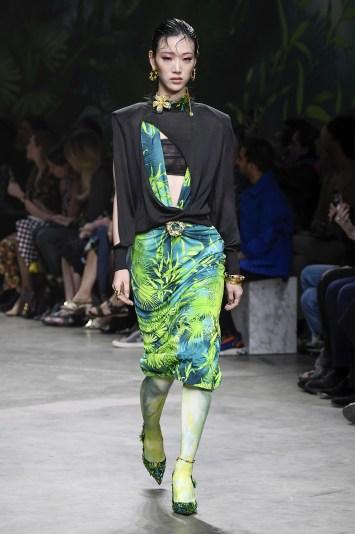 Versace RTW Spring 2020