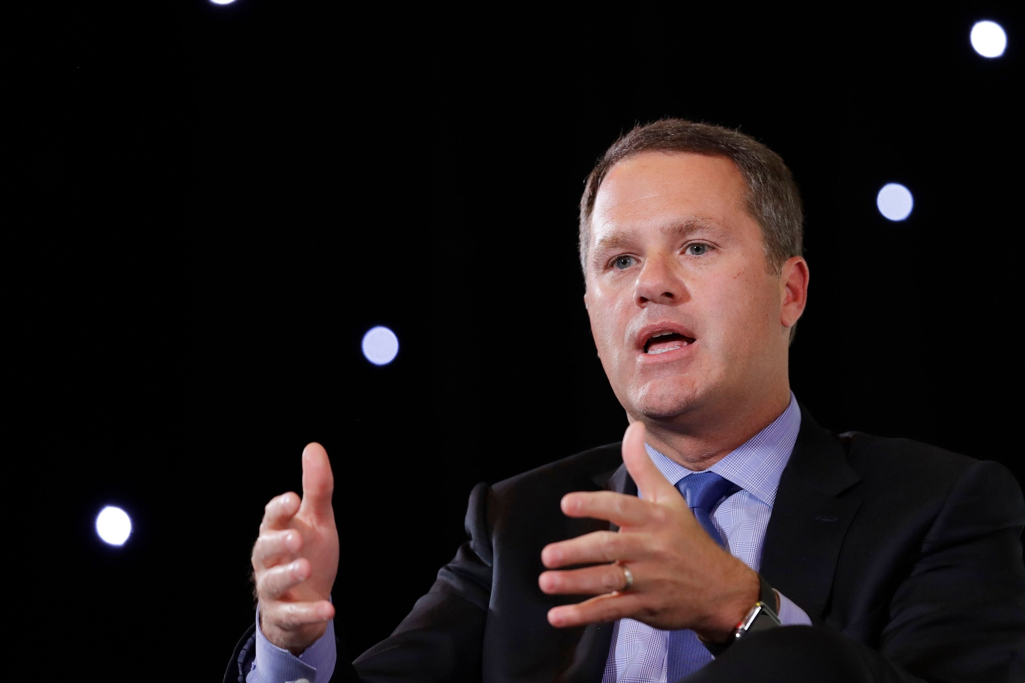Walmart CEO Doug McMillon.