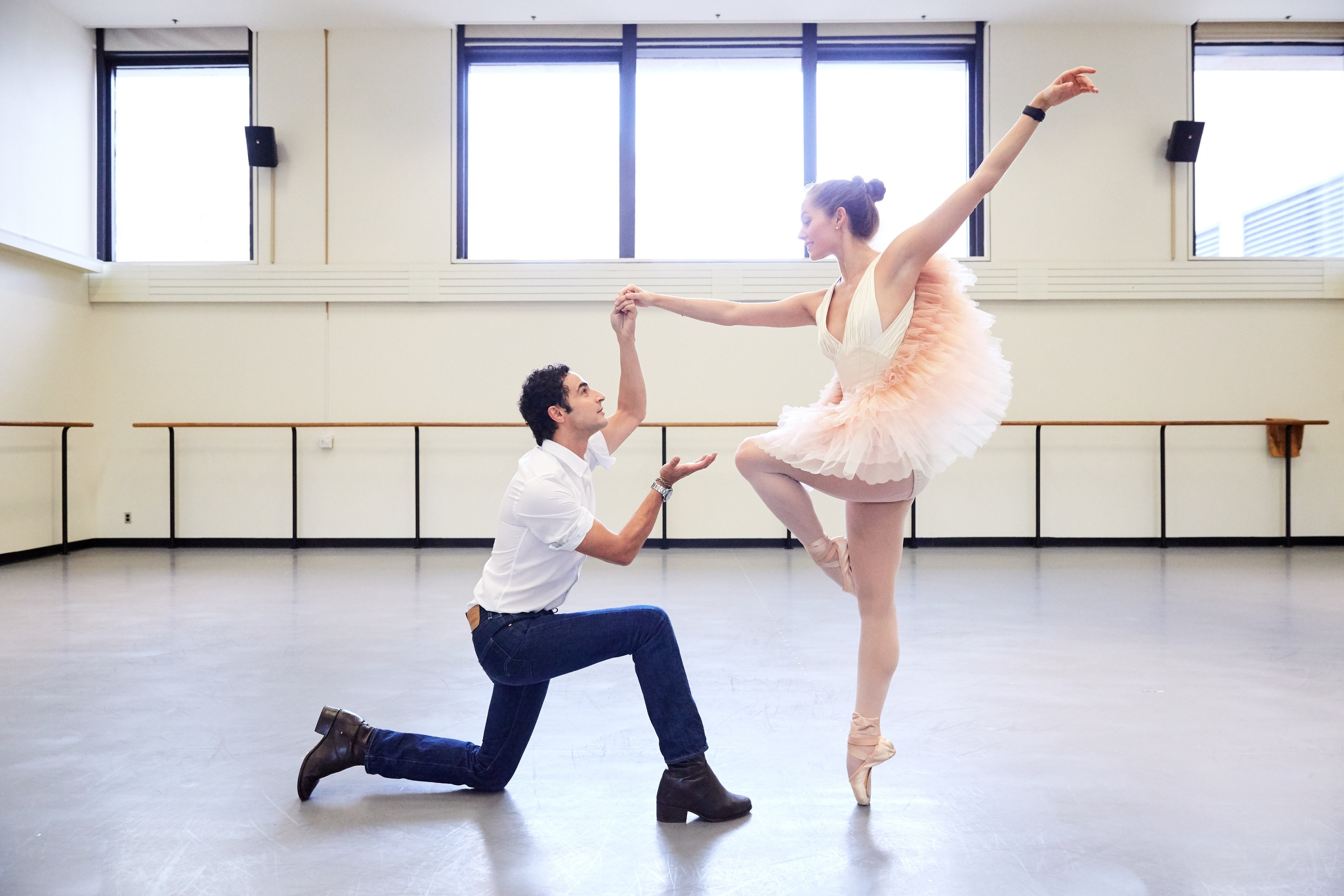 Zac Posen is designing costumes for the New York City Ballet. Anna Sui is also creating designs.