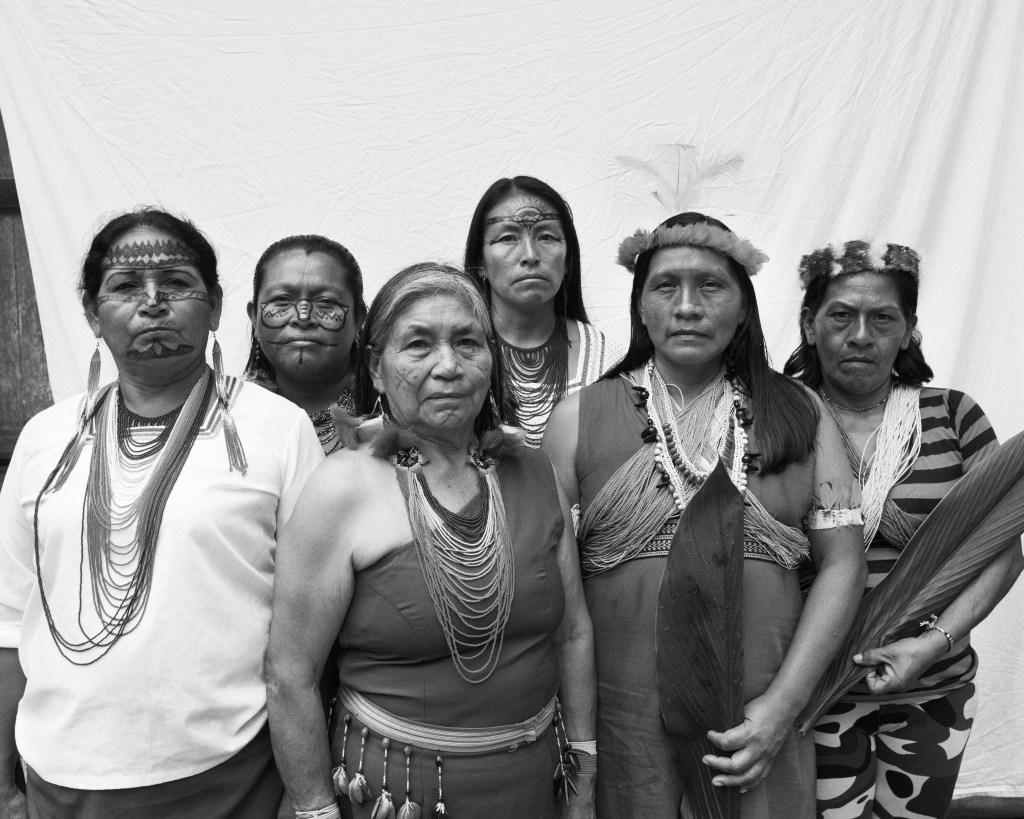 Women of the Amazon by Poala Kudacki for Humanity Magazine