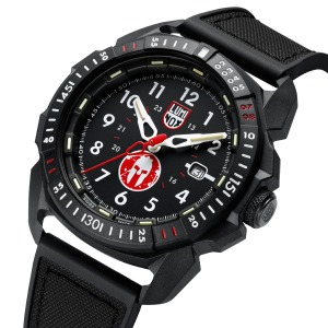 Luminox is the timing partner of the U.S. Spartan series races.