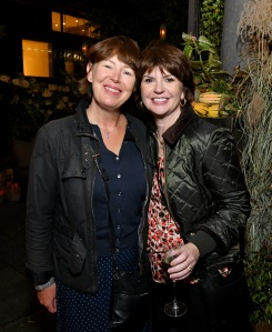 Barbour's Sue Newton and Helen Barbour.