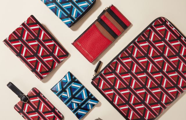 DVF X Leatherology capsule collection
