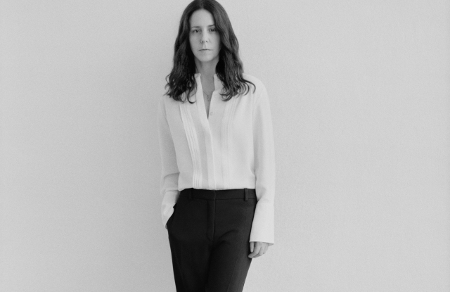 Zoe Turner is the new creative director of St. John.