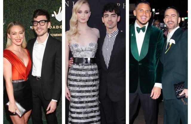 2019 Celebrity Weddings: Hilary Duff, Jennifer Lawrence
