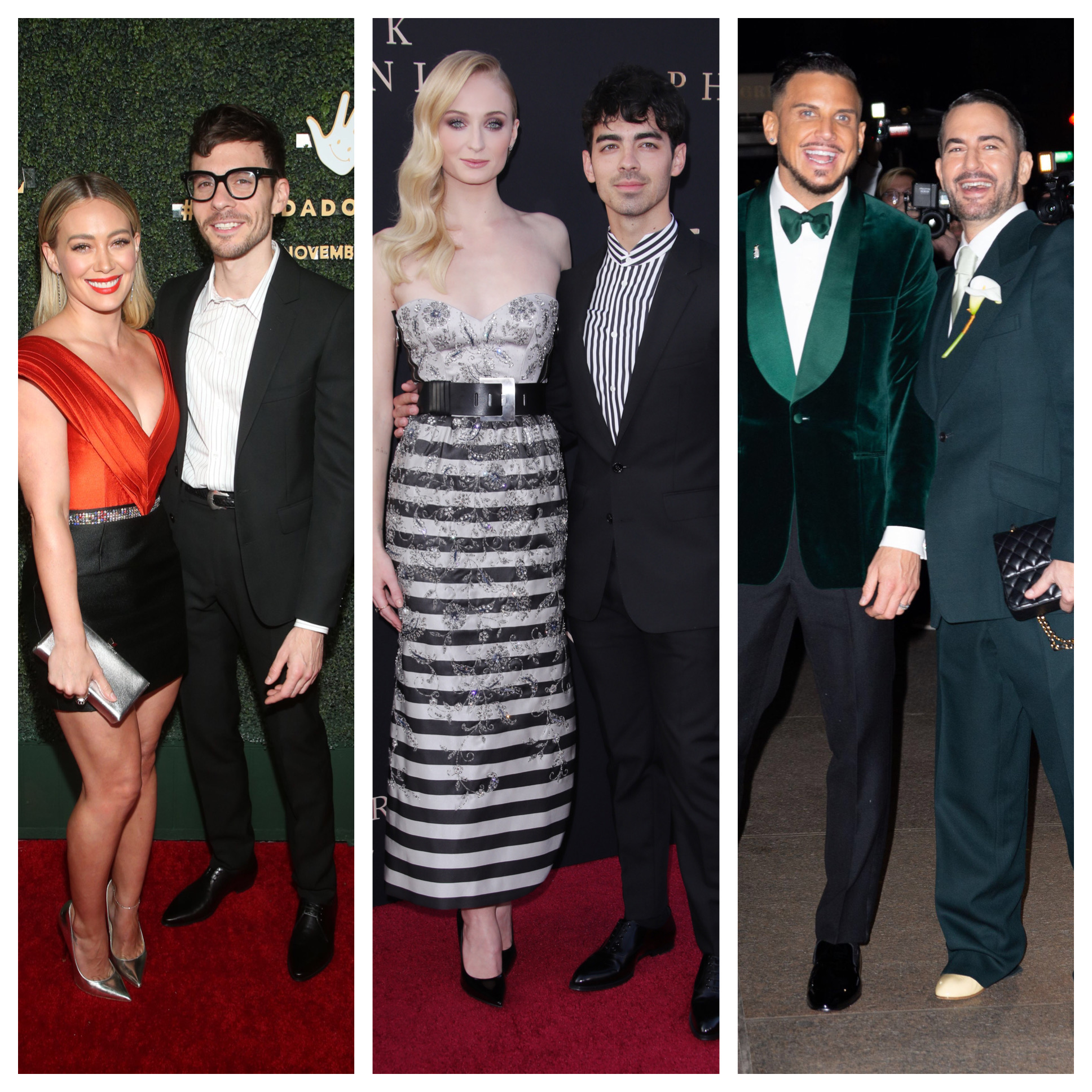 2019 Celebrity Weddings: Hilary Duff, Jennifer Lawrence