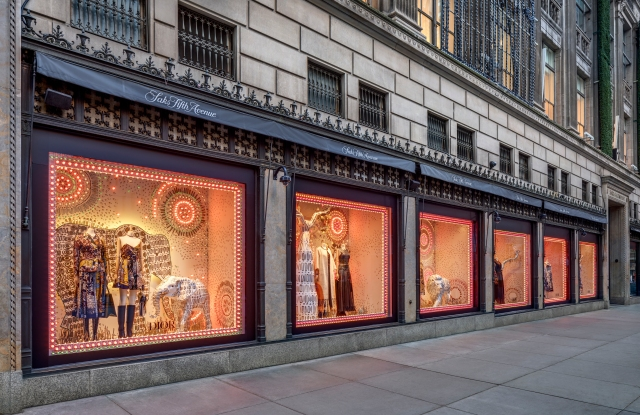 Project: Saks Fifth AvenueClient: DiorLocation: New York, NY.