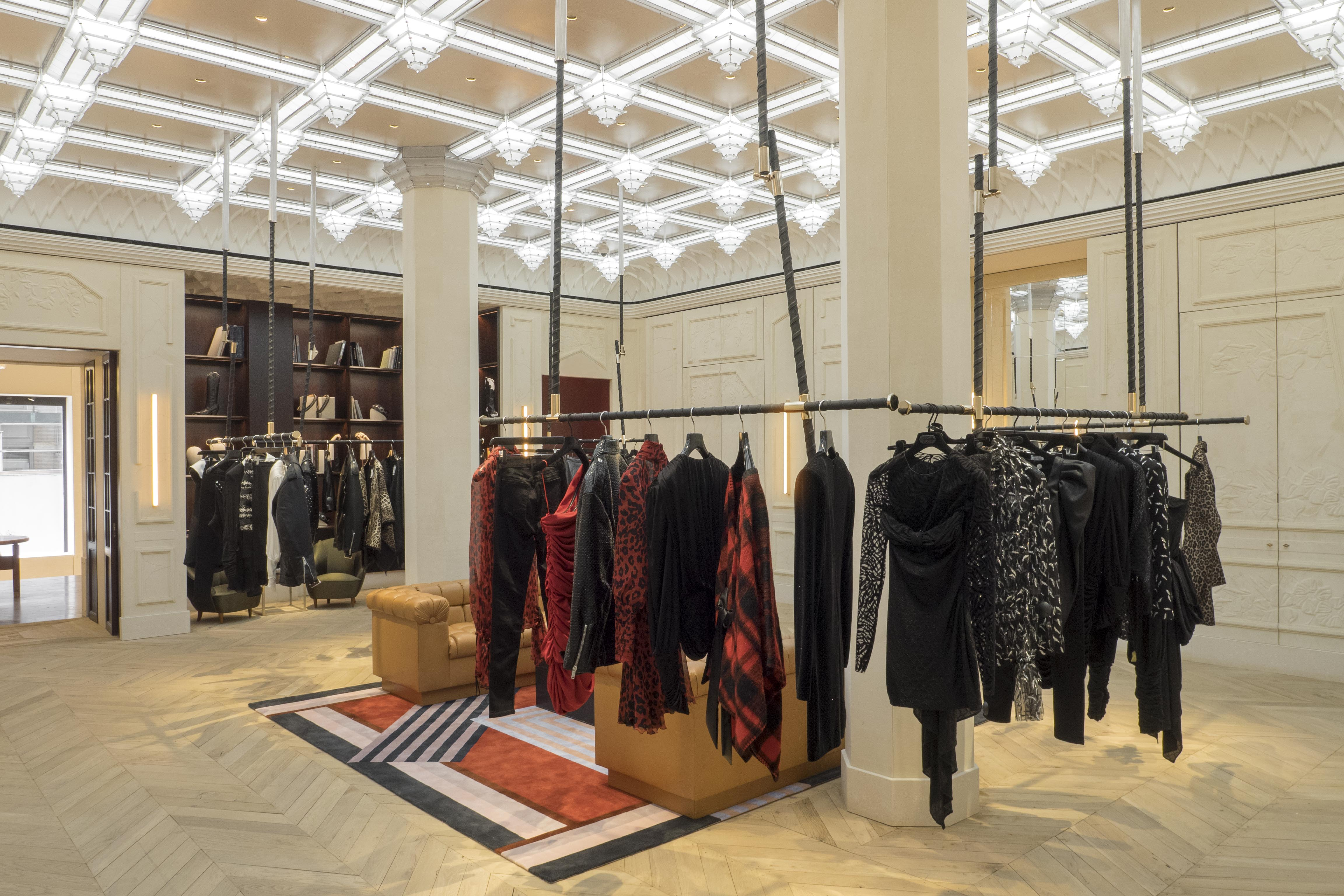 Inside the Redemption flagship in New York