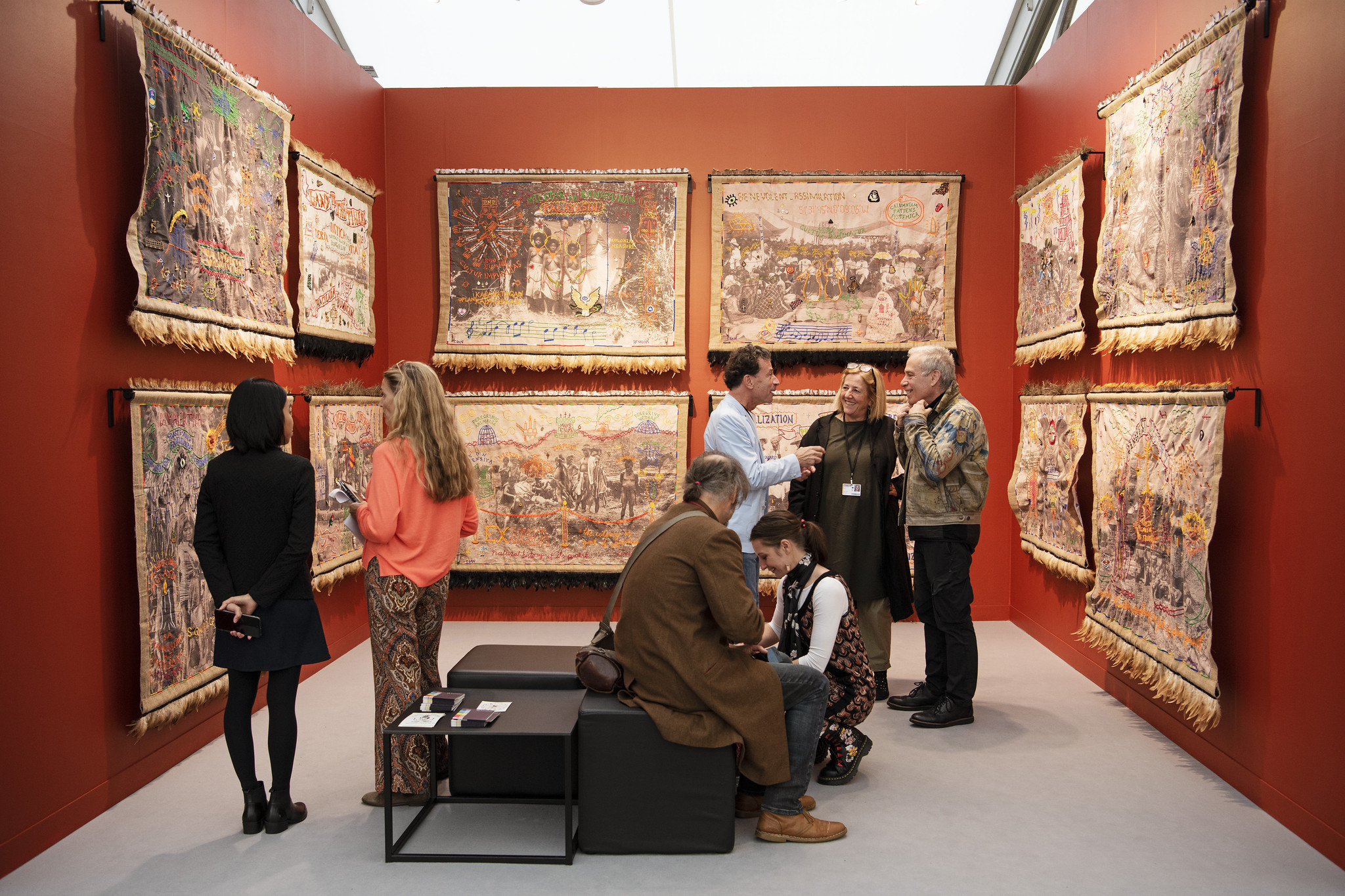 Frieze Art Fair 2019