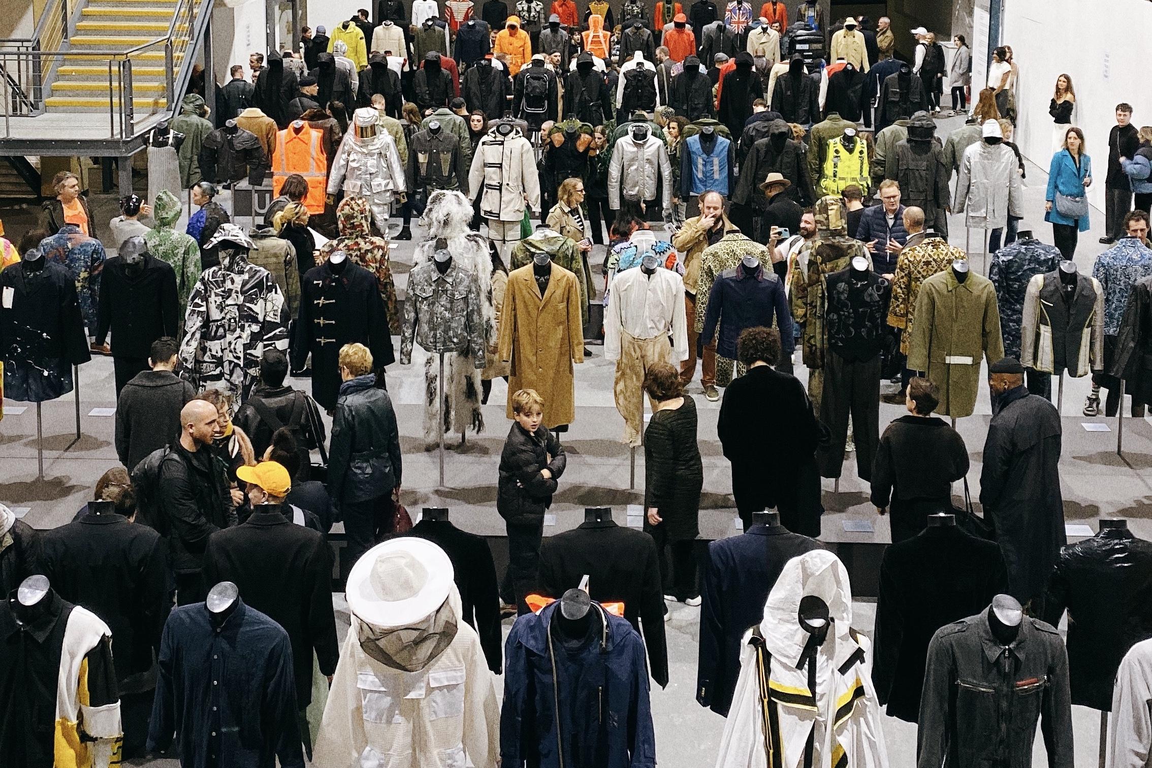 Invisible Men Exhibition