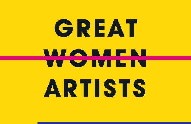 """Phaidon and Artspace in collaboration with Kering's new book, """"Great Women Artists."""""""