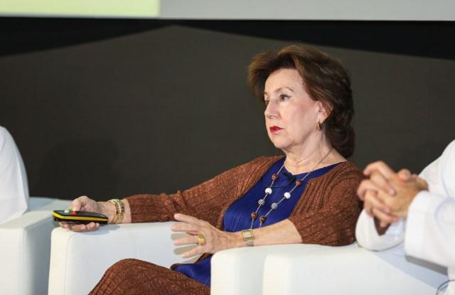 Comité Colbert President and CEO Elisabeth Ponsolle des Portes