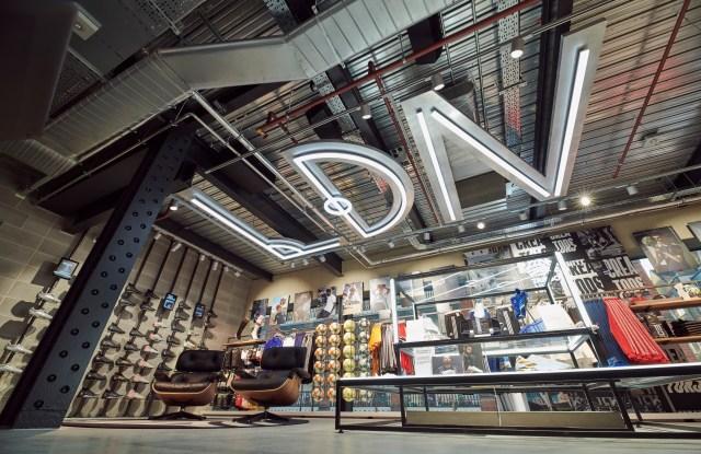 Adidas London Flagship Store