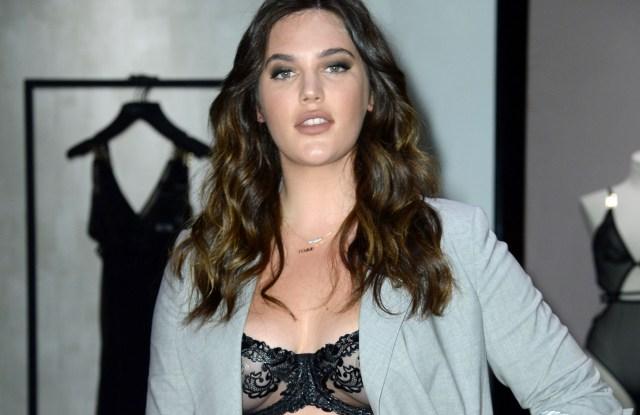 Ali Tate Cutler- Victoria's Secret model