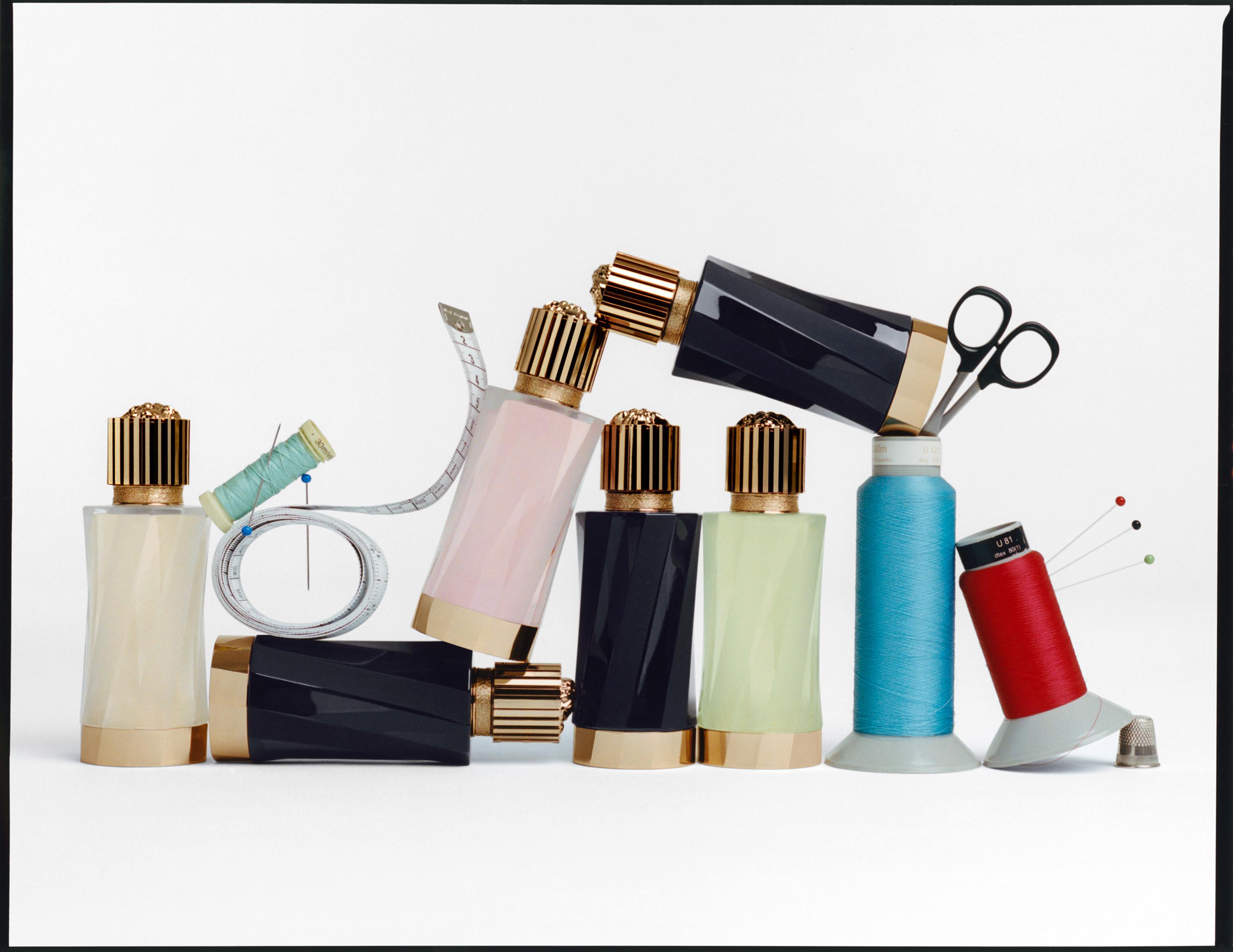 Atelier Versace fragrances.