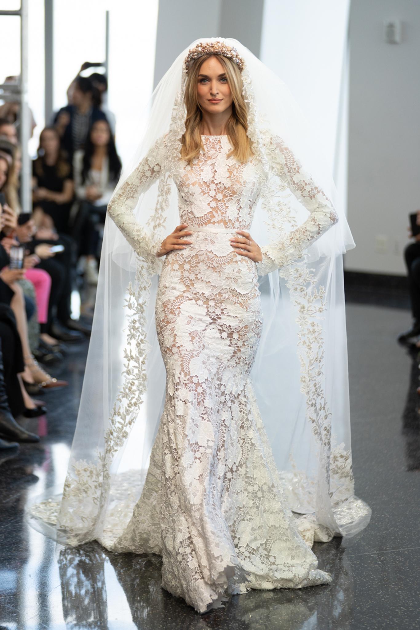 Berta Bridal Fall 2020