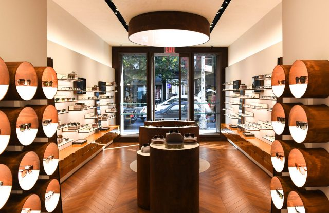 Persol's New York City store.
