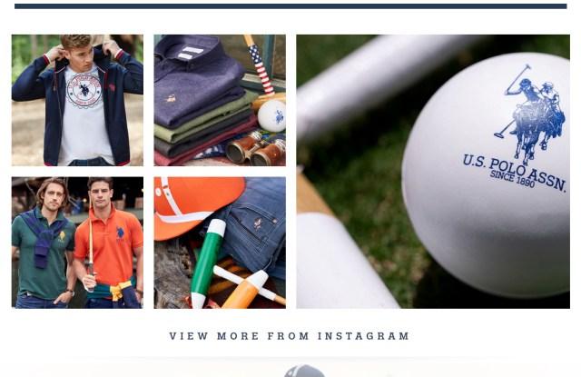 U.S. Polo Assn. global site