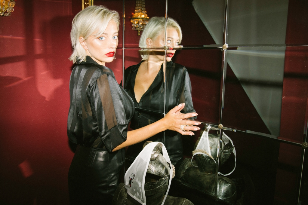 Caroline Vreeland x Kiki de Montparnasse