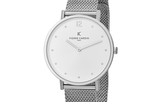 A design by Pierre Cardin Watches.