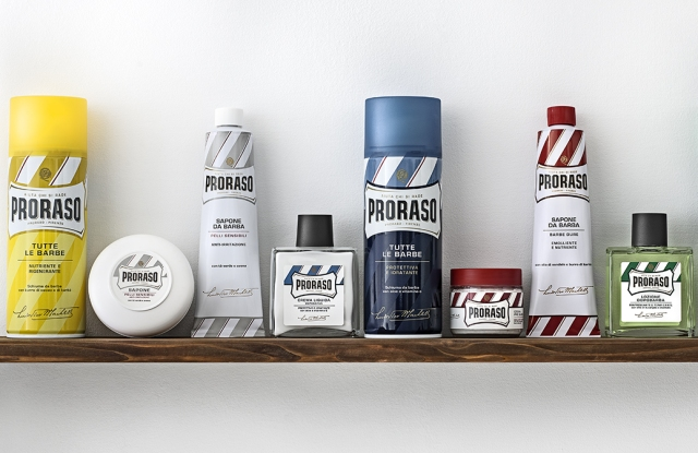 Proraso products.