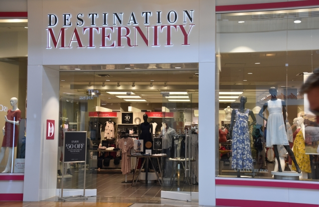 Destination Maternity store