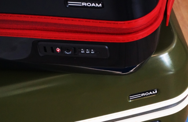 Roam luggage can be customized in 1 million different ways.