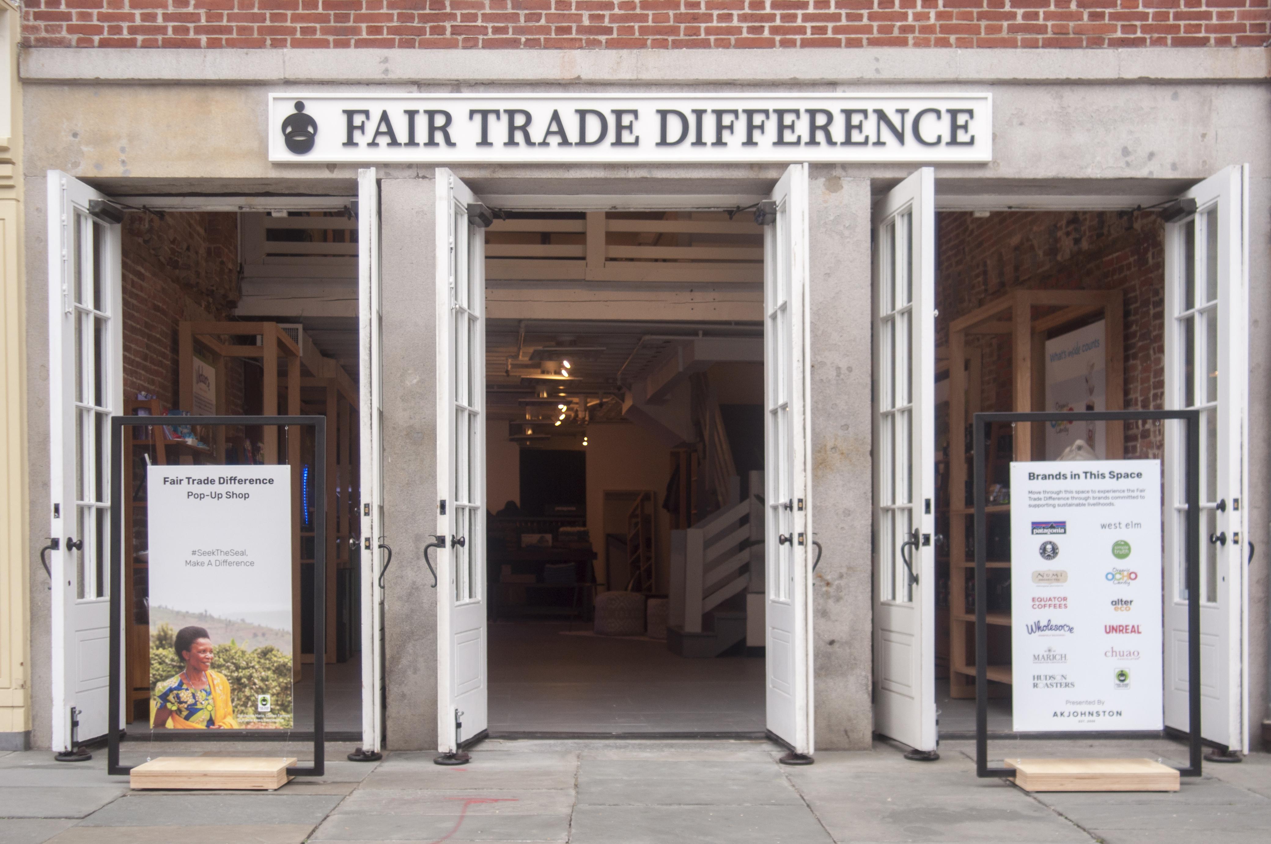 Fair Trade Pop-Up