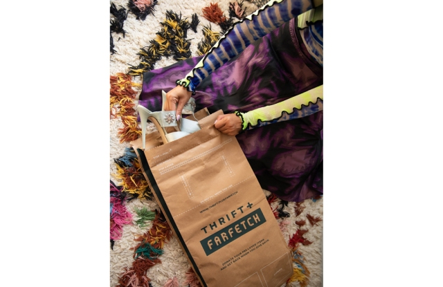 Farfetch x Thrift+