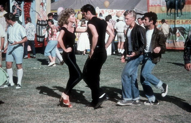 Olivia Newton-John's 'Grease' Leather Costume Is Up for Auction