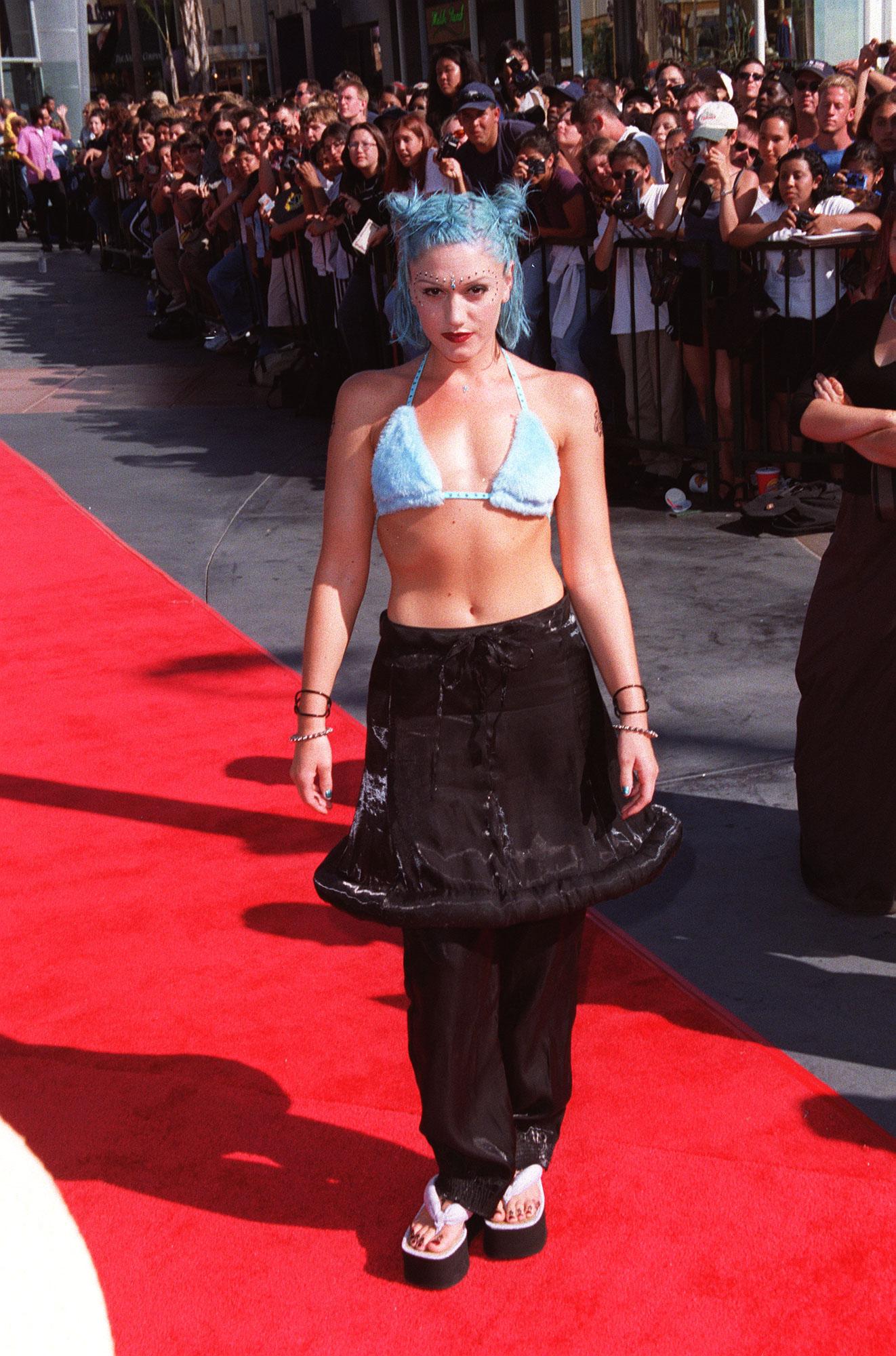 A Brief History of Gwen Stefani's Fashion Brands