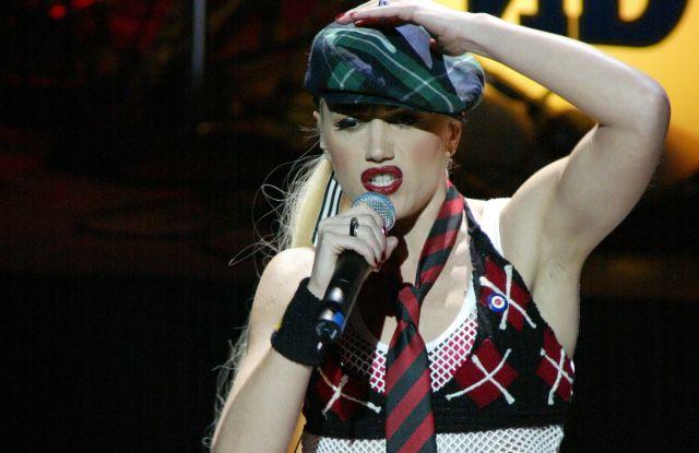 Gwen StefaniLove Rocks Concert