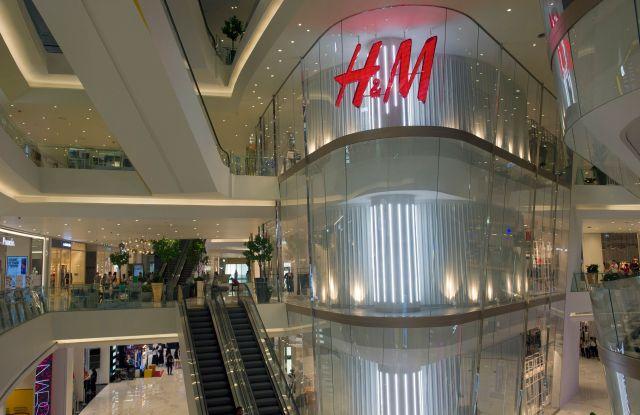 H&M Bangkok Hennes & Mauritz