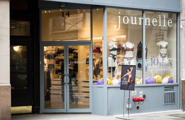 Journelle lingerie shop