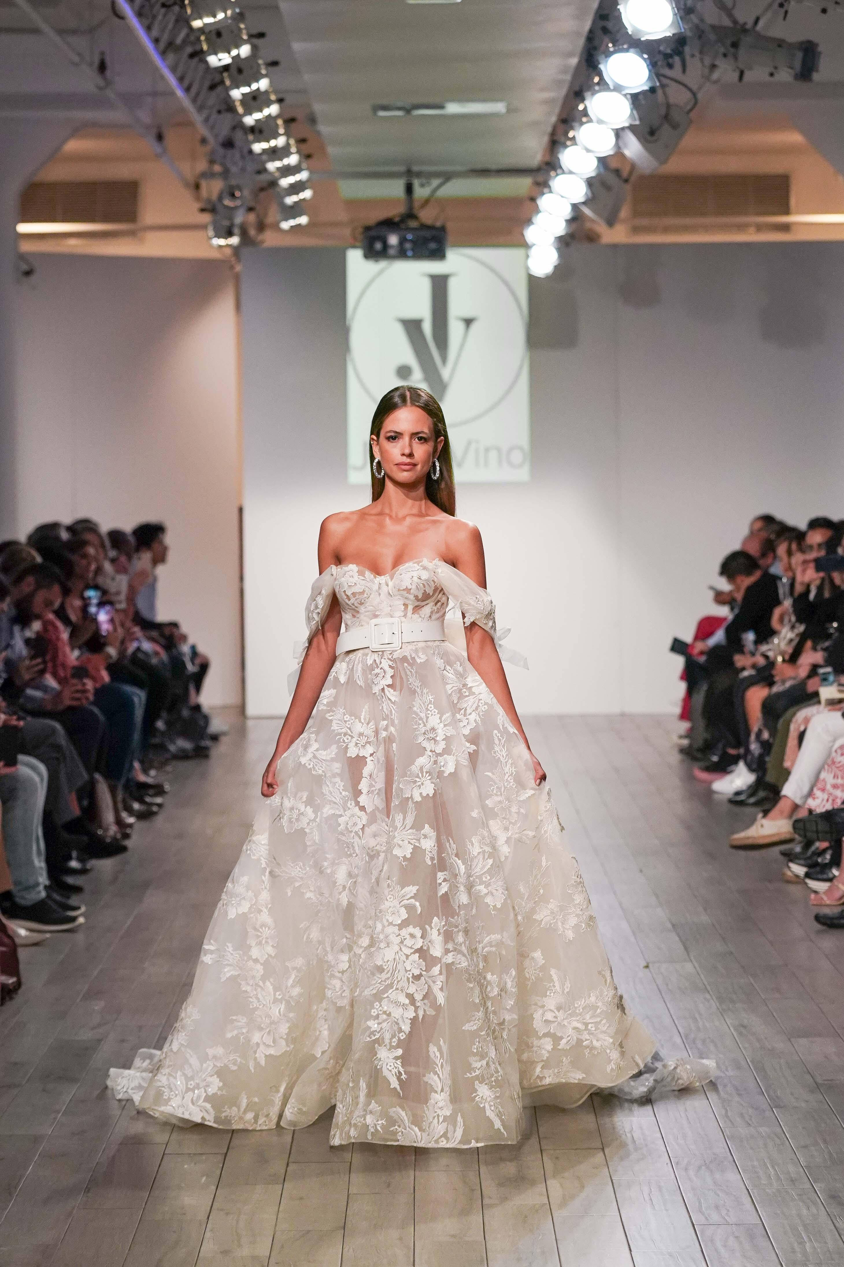Julie Vino Bridal Fall 2020