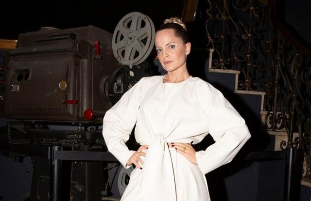 A look from La Vegan Fashion Week.