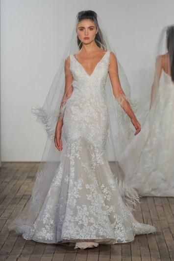 Lazaro Bridal Fall 2020