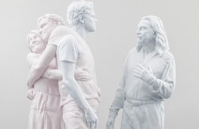 """""""Leo (George & Irmelin)"""" by Urs Fischer, 2019"""